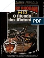 P 432 O Mundo Dos Mutantes William Voltz