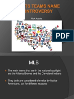 Sports Team Powerpoint
