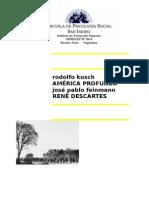 Kusch y Descartes