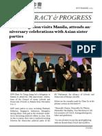 DPP Newsletter November2013