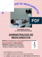 Administracion medicamentos-clase