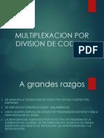 Multiplexacion Por Division de Codigo