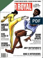 Grand Royal Magazine Issue 1