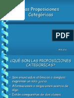 03 PROPOSICIONES CATEGORICAS