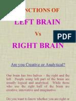 Left Brain Right BrainGd