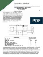 Programadores de EEPROM (24Cxx, 24LCxx, 93Cx6,...