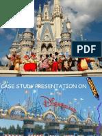 Disney Case Study