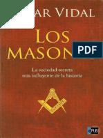Los Masones - Cesar Vidal