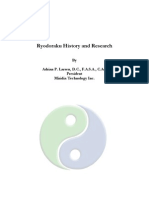 Ryodoraku History and Research