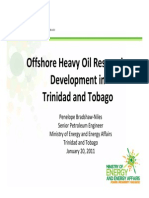 Offshore Heavy Oil PBNilesGSTT
