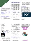 Leaflet Bumil, Busui, ASI Dan MPASI