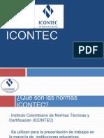 NORMAS ICONTEC Presentacion Ppt