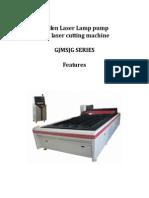 Golden Laser Features