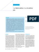 EL ORIGEN DE LA PREECLAMPSIA Y LA ECLAMPSIA - LA PLACENTACIÓN.pdf
