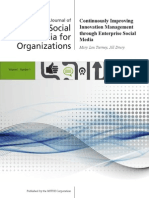 Continuously Improving Innovation Management through Enterprise Social Media