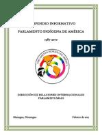 Parlamento Indigena - Compendio