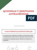 Antraquinonas, Resinas y Flavonoides