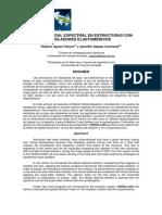Analisis Modal Espectral en Estructuras Con Aisladores