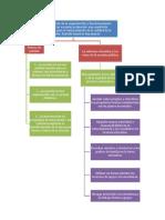 La transformación de la organización... Mapa conceptual