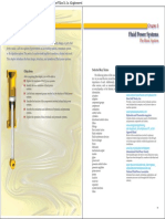 Fluid Power Systems The Basic System