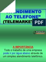 Telemarketing - Secretariado