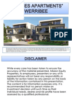 Princes Apartments - Marketing Doc
