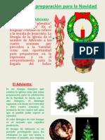 El Adviento, preparación para la Navidad