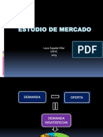 Estudio de Mercado 2013-1