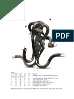 [Monster Class] Warforged Octopus