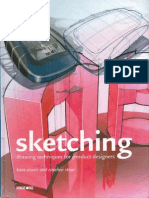 Sketching Drawing the Techniques for Product Designers