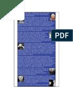 Biografía del Papa Benedicto XVI