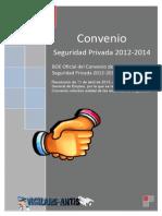 Convenio Seguridad Privada 2012-2014