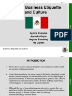Mexico Business Culture
