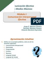 RCo) Comunicación Efectiva