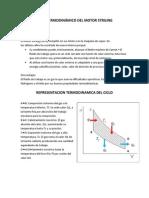 CICLO TERMODINÁMICO DEL MOTOR STRILING Proyecto