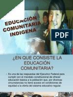 EDUCACIÓN COMUNITARIA INDIGENA EXPO