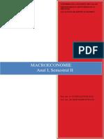 Macroeconomie Curs