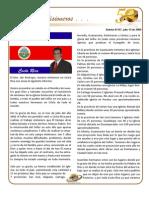 Boletin 107 Informe Misionero de Costarica Julio 2009