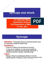 20111114 Syncope Shock