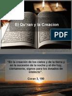 El Coran y La Creacion