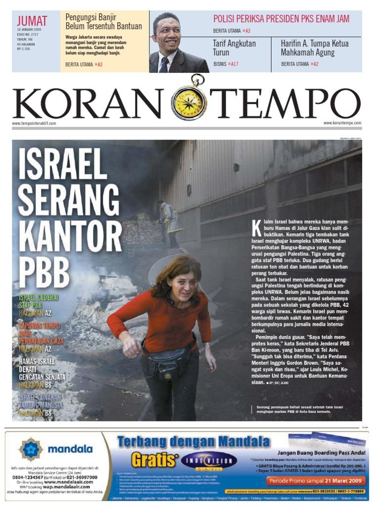 Tempo 16 Januari 2009 Produk Ukm Bumn Baju Muslim Anak Laki Dannis Nomor 10 Abu