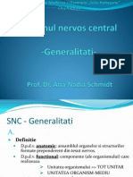 Curs 1 Sistemul Nervos Central