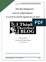 CYBERSTRATEGIA Interview 3 Julien SAADA Blogueurs Dans Le Cyberespace 2013.12.05