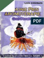 Armonie Prin Aromoterapie  - Tudor Ilie, Liviu Gheorghe