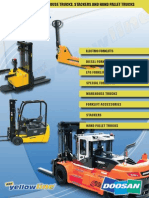 17. Forklifts, Warehouse Trucks, Stackers and Hand Pallet Trucks