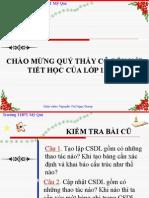 Bai 11 Cac Thao Tac Voi CSDL Quan He Du Gio (1)
