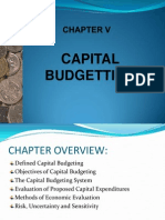 For Ibf Capt. Budgeting