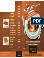 Myx the Fine Dine-sea Food