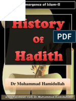 History of the Hadith, Dr. Muhammad Hameedullah
