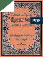 Ponson Du Terrail - Rocambole 2 - Dramele Parisului - Clubul Valetilor de Cupa 4